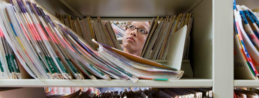 HR document storage